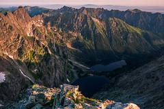 Morning at the Rysy (cezary.morga) Tags: landscape nature poland morning sunrise lake pond tatra mountains