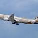 Etihad Airways A6-BLK Boeing 787-9 Dreamliner cn/39654-520 @ EDDL / DUS 16-06-2017