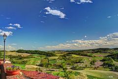 Panorama da Treville (ErmaAnna) Tags: treville monferrato piemonte italia hdr colline nuvole panorama alessandria