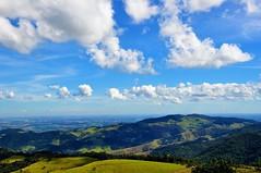 meu amado e BELO país! (Ruby Ferreira ®) Tags: vale montanhas green mountains nuvens clouds socorrosp