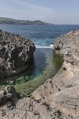 Gate to The Endless Ocean (fulgentius.erdian) Tags: nusapenida bali ocean travel nature landscape holiday vitaminsea cape rocks sigma16mm sonya6000