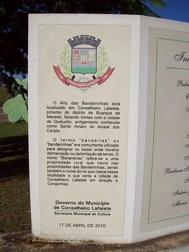 Inconfidentes de Queluz - Conselheiro Lafaiete (MG)