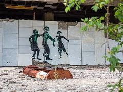 LR Chernobyl 2019-5312144 (hunbille) Tags: birgitteukraine20196lr ukraine chernobyl exclusion zone exclusionzone radiation nuclear disaster 1986 pripyat сhеrnоbуl nuсlеаr abandoned derelict palaceofculture palace culture energetik energetic rust rusty streetart street art