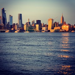 Midtown NYC At Sunset (Christian Montone) Tags: montone christianmontone summer 2019 nyc ny manhattan newyork newyorkcity skyline skyscrapers cityscape