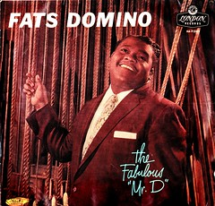 Domino, Fats - The Fabulous Mr D - UK - 1958 (Affendaddy) Tags: vinylalbums fatsdomino thefabulousmrd london imperial hap2135 uk 1958 us20thcenturyrbhero collectionklaushiltscher