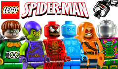 All Lego Spider-Man Villains Minifigures (2002-2019) (eric_designs) Tags: lego legofigures legominifigures legospiderman legomarvel marvel alllegospidermanminifigures lego2019 avengers legoendgame avengersendgame spidermanfarfromhome stealthsuit mysterio spidermanminifigure legohydroman legomysterio tomholland all realvsmovie spidermanfarfromhomecharacters moltenman 20022019 spidermanevolution alllegospidermanvillainsminifigures 20032019spidermanvillains shocker sandman rhino carnage kraventhehunter doctoroctopus electro vulture venom greengoblin