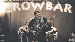 2019-06-26 Mystic Fest 2019 - Crowbar - fot. Łukasz MNTS Miętka-11