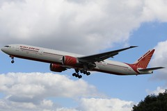 Air India Capacity Increase... (Ben Cavers) Tags: airindia boeing777337er boeing777300er boeing777 boeing 777337er 777300er 777 triple7 tripleseven airindiaboeing777 airindia777 vtalq londonheathrowairport londonheathrow heathrowairport heathrow lhr egll widebodyjet widebody passengerjet jetliner jet commercialairliner commercialaviation airplane airliner aircraft aviation plane