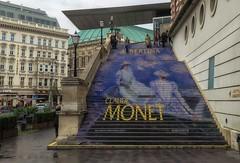 albertina (try...error) Tags: wien vienne vienna austria claude monet claudemonet stairs available light historic city building yellow gelb