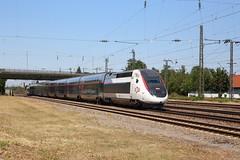 SNCF TGV 4708 310016 InOui, Graben-Neudorf (michaelgoll777) Tags: sncf tgv