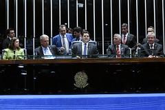 Plenário do Congresso (Senado Federal) Tags: plenário sessãosolene congressonacional emendaconstitucional ec1012019 militar deputadasorayasantosplrj senadorsérgiopetecãopsdac senadordavialcolumbredemap exdeputadoalbertofraga brasília df brasil