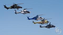 """Happy birthday Marignane !"" (Raphaël Grinevald • Photographe) Tags: h160 h175 ec175 ec665 tigre tiger ec225 h225 ec725 h225m caracal nh nh90 airbushelicopters airbus helicopter marignane anniversaire 80 ans fenestron blueedge démonstration airshow air aviation eurocopter sudaviation aérospatiale aéronautique d500 nikon"