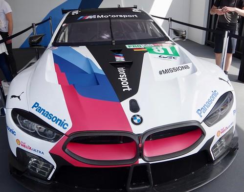 BMW Team MTEK's BMW M8 GTE