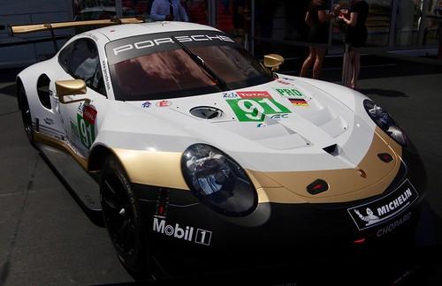Porsche GT Team's Porsche 911 RSR