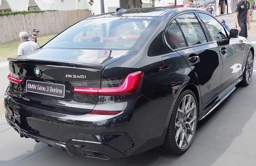 BMW M340i Berline