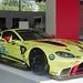 Aston Martin Racing's Aston Martin Vantage AMR