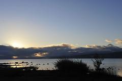 Villarica - Chile (feaemarco) Tags: chile sudamerica américadosul sunrise vulcão villarica southamerica mountains montanhas lago lake nuvens cloud nikon d700 nikond700