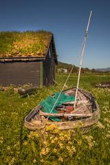 Annihilation (Sizun Eye) Tags: boats cabin fishing tradition traditional norway arctic nordland wrack sizuneye nikond750 tamron2470mmf28 senja