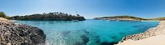 Cala Mondragó (ISO 69) Tags: travel beach sea meer strand bucht cala mondrago calamondrago mallorca santanyi majorca espana spanien spain summer sonne mare boat ship boot schiff