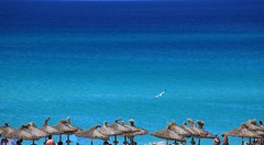 Cala Mesquida (ISO 69) Tags: cala mesquida calamesquida mallorca majorca island insel baleares balearen mittelmeer mediterranean spain spanien espana capdepera bucht strand meer sea water sun summer blue blau playa platya
