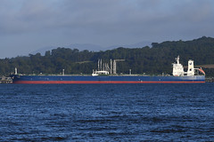 Farhah - Hound Point - 27-06-19 (MarkP51) Tags: farhah houndpoint firthofforth scotland tanker ship boat vessel nikon d500 nikon70200f4gvr sunshine sunny