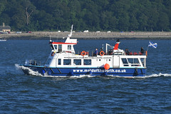 Maid of the Forth - North Queensferry - 27-06-19 (MarkP51) Tags: mvmaidoftheforth northqueesferry firthofforth ship boat vessel nikonafp70300f4556fx sunshine sunny maritimephotography nikon d500