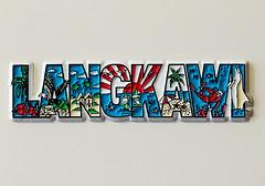 Langkawi (Osdu) Tags: magnet fridgemagnet refrigeratormagnet souvenir souvenirs travel world langkawi andamansea malaysia