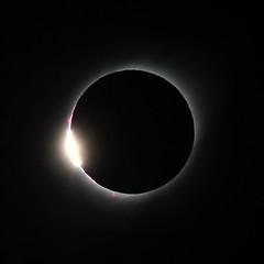 Total solar eclipse 02 July 2019 - C3 (Gwenael B) Tags: eclipse totale solareclipse eclipsesolaire astro astrophoto astrophotography nikond7500 sigma100400 sigma crop prominences protuberances diamondring couronnesolaire corona eclipse2019