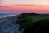 South Beach Sunset (John Piekos) Tags: grass xt3 dunes marthasvineyard sunset water massachusetts edgartown fujifilm dusk sun summer colorful sky capecod beach waves