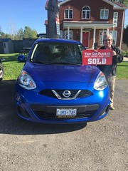 2016 Nissan Micra #5233 Jeff's deal