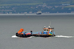(Zak355) Tags: rothesay isleofbute bute scotland scottish workboat oscarofclyde ship boat vessel riverclyde