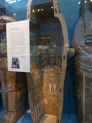 Libyan period coffin. The British Museum (Marshall Smart) Tags: libyan period coffin the british museum