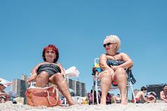 Bubbies of Brighton (Gisele Duprez) Tags: brightonbeach brooklyn nyc streetphoto fujiflm