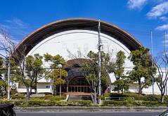貝塚市立総合体育館 (m-louis) Tags: 6713mm j5 nikon1 architecture japan kaizuka osaka 大阪 建築 日本 貝塚 貝塚市立総合体育館