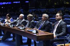 Plenário do Congresso (Senado Federal) Tags: plenário sessãosolene congressonacional emendaconstitucional ec1012019 militar senadorwevertonpdtma pauderneyavelinodemam brasília df brasil