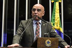 Plenário do Congresso (Senado Federal) Tags: plenário sessãosolene congressonacional emendaconstitucional ec1012019 militar deputadomárioheringerpdtmg brasília df brasil