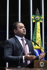 Plenário do Congresso (Senado Federal) Tags: bandeiranacional congressonacional ec1012019 emendaconstitucional militar plenário senadorwevertonpdtma sessãosolene brasília df brasil