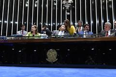 Plenário do Congresso (Senado Federal) Tags: congressonacional ec1012019 emendaconstitucional militar plenário senadormarcosdovalcidadaniaes sessãosolene senadordavialcolumbredemap deputadasorayasantosplrj deputadafláviaarrudapldf brasília df brasil