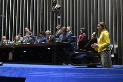 Plenário do Congresso (Senado Federal) Tags: plenário sessãosolene congressonacional emendaconstitucional ec1012019 militar deputadafláviaarrudapldf deputadasorayasantosplrj senadordavialcolumbredemap exdeputadoalbertofraga brasília df brasil deputado mário heringer pdtmg senador marcos do val cidadaniaes eduardo gomes mdbto
