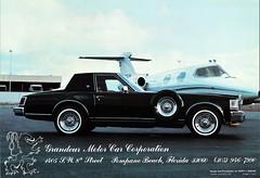 1982 Cadillac Seville Opera Coupe by Grandeur (aldenjewell) Tags: 1982 cadillac seville opera coupe conversion grandeur pompano beach florida brochure
