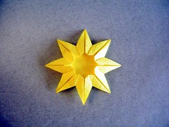 Negative Space Sun - Jorge Jaramillo (Rui.Roda) Tags: origami papiroflexia papierfalten sol soleil negative space sun jorge jaramillo