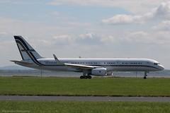 GainJet Aviation Boeing 757-23N SX-RFA at Liverpool 20/05/19 (IOM Aviation Photography) Tags: gainjet aviation boeing 75723n sxrfa liverpool 200519