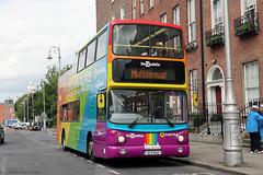 AV441 - Tours - MerrionStUpper - 020719 (dublinbusstuff) Tags: dublin bus dublinbus dodublin av441 thelongroadtopride pride merrionstreet multilingual alexanderalx400 broadstone