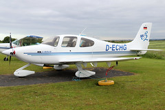D-ECHG (GH@BHD) Tags: dechg cirrusdesign cirrus sr20 aircraft aviation airliner newtownardsairfield newtownards ulsterflyingclub