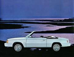 1982 Gran Spirit by Grandeur (aldenjewell) Tags: 1982 plymouth reliant dodge aries convertible conversion grandeur gran spirit brochure
