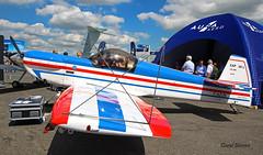 Mudry Cap 20L  n° 9  ~ F-AZUN (Aero.passion DBC-1) Tags: 2019 salon du bourget paris airshow dbc1 david biscove aeropassion avion aircraft aviation plane meeting lbg mudry cap 20 ~ fazun