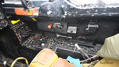 Dassault Mirage 3C (Aero.passion DBC-1) Tags: 2019 salon du bourget paris airshow dbc1 david biscove aeropassion avion aircraft aviation plane meeting lbg dassault mirage 3 cockpit