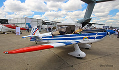 Mudry Cap 10B n° 95 ~ F-HNGA (Aero.passion DBC-1) Tags: 2019 salon du bourget paris airshow dbc1 david biscove aeropassion avion aircraft aviation plane meeting lbg mudry cap 10 ~ fhnga