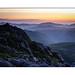 Sunrise from Bowfell.