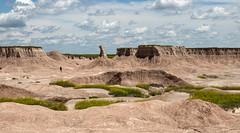 Vista Opposite Fossil Trail (ksblack99) Tags: badlands southdakota rockformations geology fossiltrail landscape